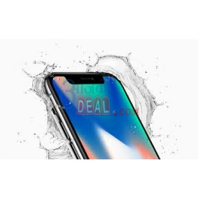 "iphone x 64 gb GSM Unlocked 5.8"", - Silver Color"